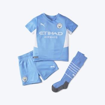 Man City 21/22 Infant Kit