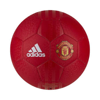 adidas Manchester United CLB Home Soccer Ball