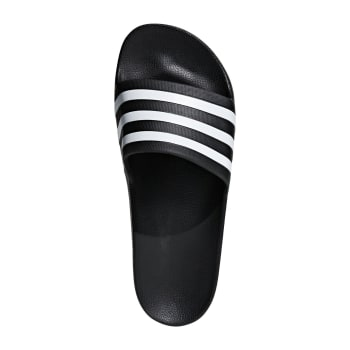 adidas Women's Adilette Aqua Black Sandals