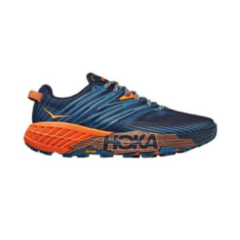 Hoka One One Men's Speedgoat 4 Wide Trail Running Shoes