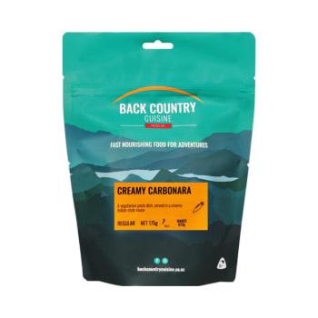 Back Country Cuisine Creamy Carbonara