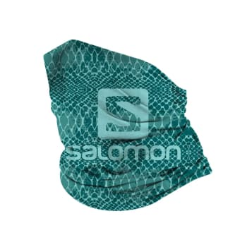 Salomon Neck Scarf Opal Blue