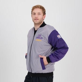 LA Lakers Bomber Jacket