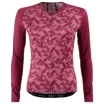 First Ascent Women's Podium Long Sleeve Cycling Jersey