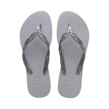Havaianas Women's Flash Sweet Grey Sandals