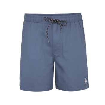 Rip Curl Boys Badge Stamp Volley Short