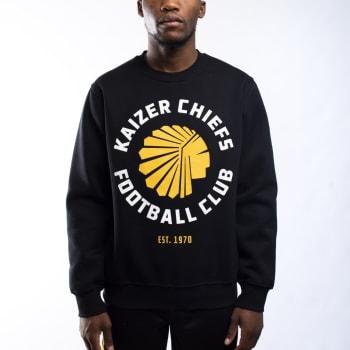 Kaizer Chiefs Crewneck Sweater