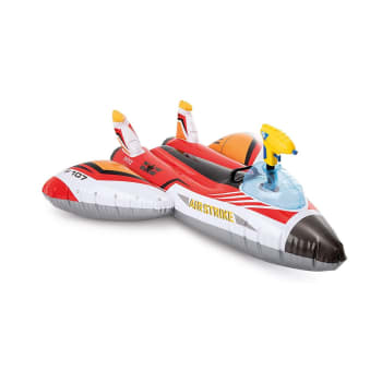 Intex Inflatable Water Gun Plane Ride On