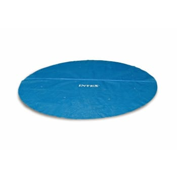 Intex Metal Frame 18FT Solar Pool Cover