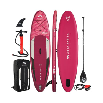 "Aqua Marina Coral 10'2"" SUP Board - Out of Stock - Notify Me"