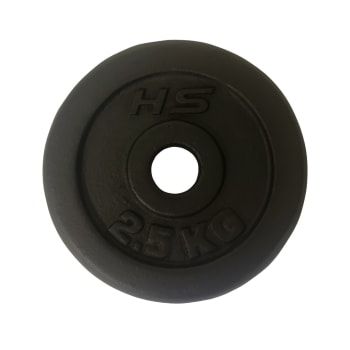 HS Fitness 2.5kg 30mm Weight Plate - Out of Stock - Notify Me