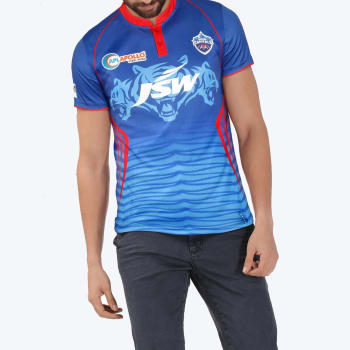Delhi Capitals Men's 2021 Match Jersey