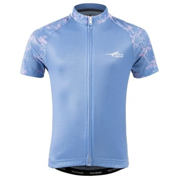 First Ascent Girls Spring Cycling Jersey
