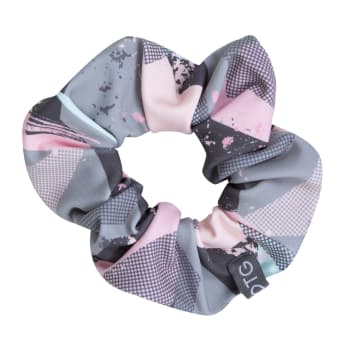OTG Women's Pink/Mint Pastel Play Scrunchie