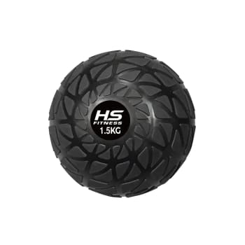 HS Fitness PVC Medicine Ball 1.5kg