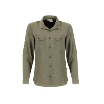 African Nature Women's Tech Long Sleeve Shirt