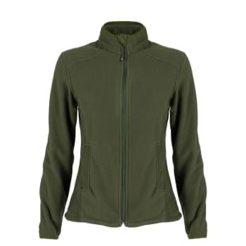 African Nature Women's Essential Fleece Jacket