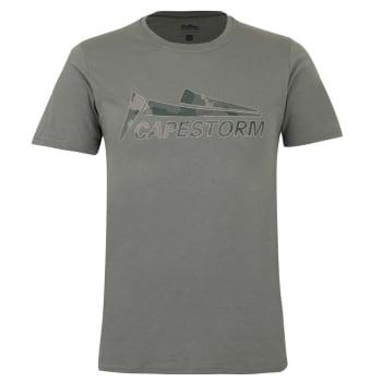 Capestorm Men's Camo T - Shirt