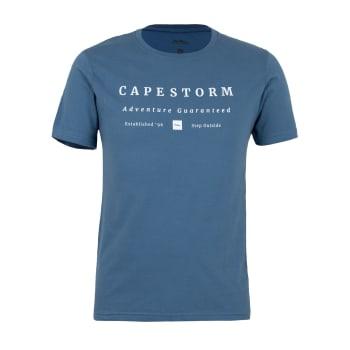 Capestorm Men's logo T - Shirt