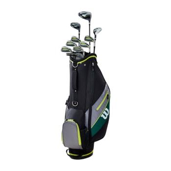 Wilson Matrix Evolve Mens Golf Package Set - Find in Store
