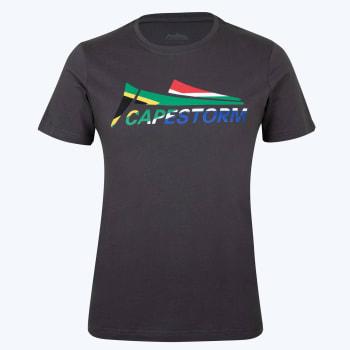 Capestorm Men's SA flag T - Shirt