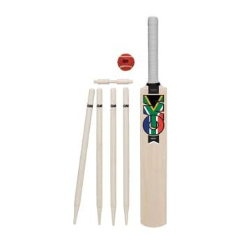 Gunn & Moore Hero SA Cricket Set - Sz 3