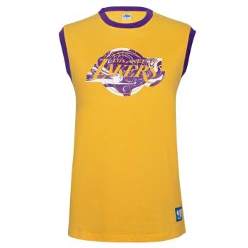 LA Lakers Fly Squad Cotton Vest (Yellow)