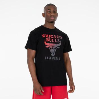 Chicago Bulls Ombre T-shirt (Black)