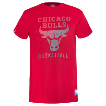 Chicago Bulls Ombre T-shirt (Red)