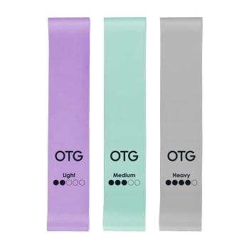 OTG Resistance Bands 3 Pack