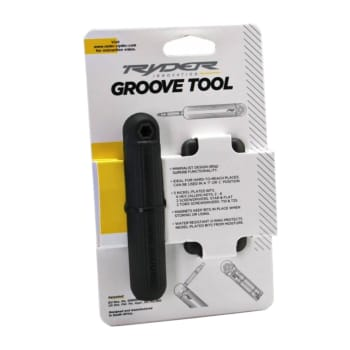 Ryder Groove-Tool
