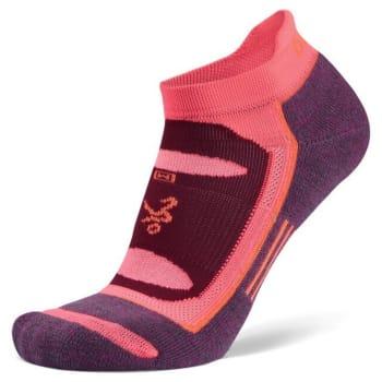 Blister Resist No Show Running Sock S-M
