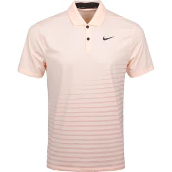 Men's Golf Dry Vapor Stripe GRFX Polo