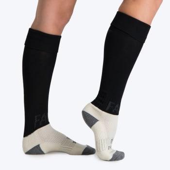 Falke Black Practice Solid Socks 4-7