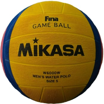 Mikasa Men's Game Water Polo Ball Size 5
