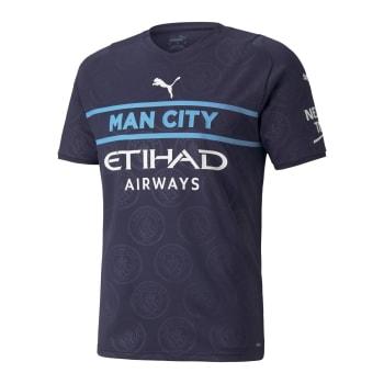 Man City Men's 3rd 21/22 Soccer Jersey