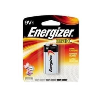 Energizer MAX 9V Batteries - Sold Out Online