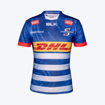 Stormers Men's Home 2021 Pro 16 Rugby Jersey