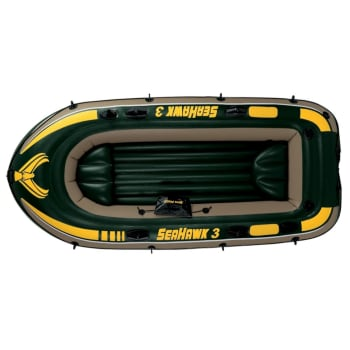 Intex Seahawk 3 Boat Set - Out of Stock - Notify Me