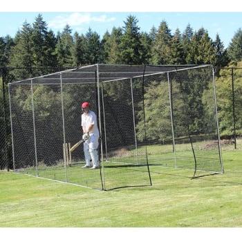 Home Ground FS5 Portable Cricket Net