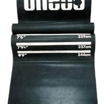 One80 Rubber Dart Mat