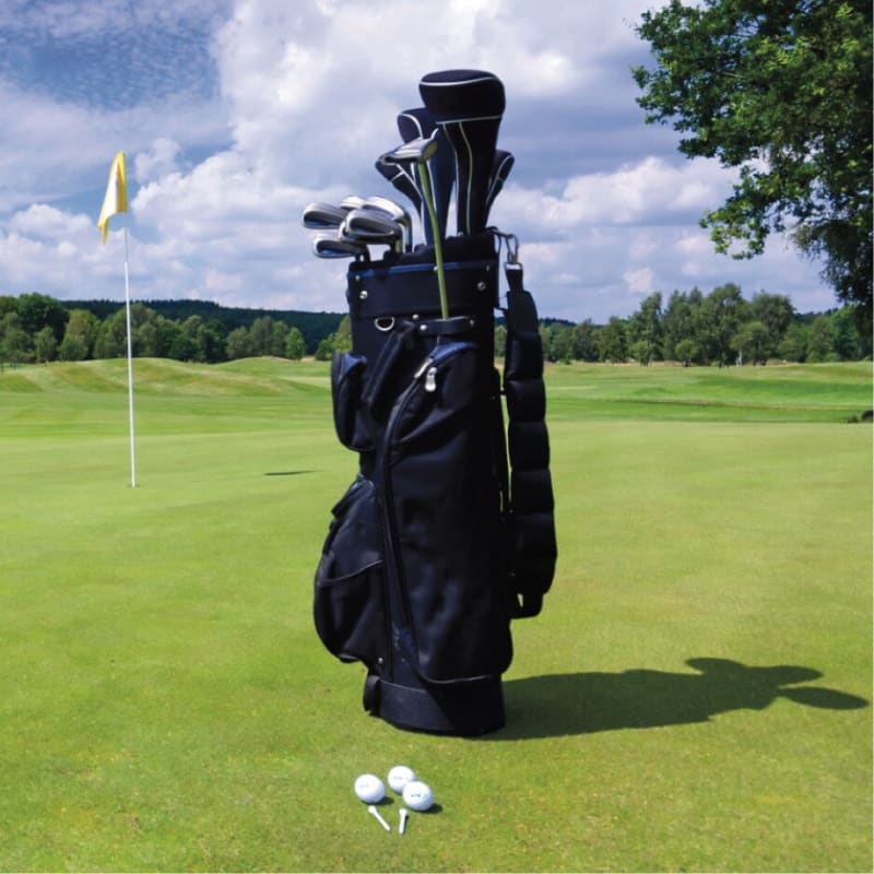 Clubs, Sets & Bags