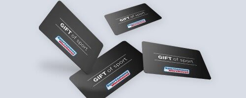 Give The Gift Of Sport