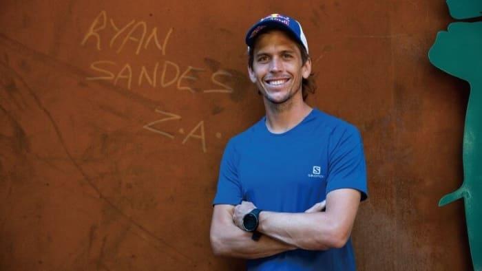 Ryan Sandes Interview