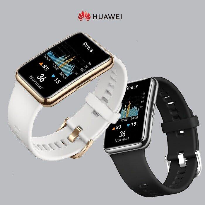 Huawei Watch Fit Elegant + Body Fat Scale
