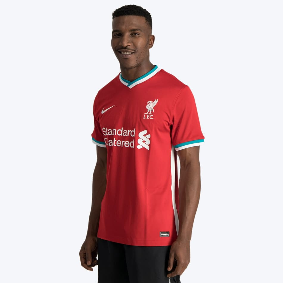 Liverpool Men's Home 20/21 Soccer Jersey, product, variation 2