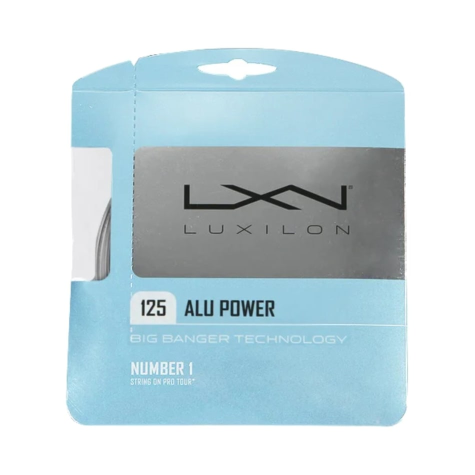 Luxilon Alu Power Tennis String, product, variation 1