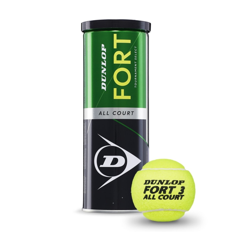 Dunlop Fort Sea-Level Tennis Balls, product, variation 1