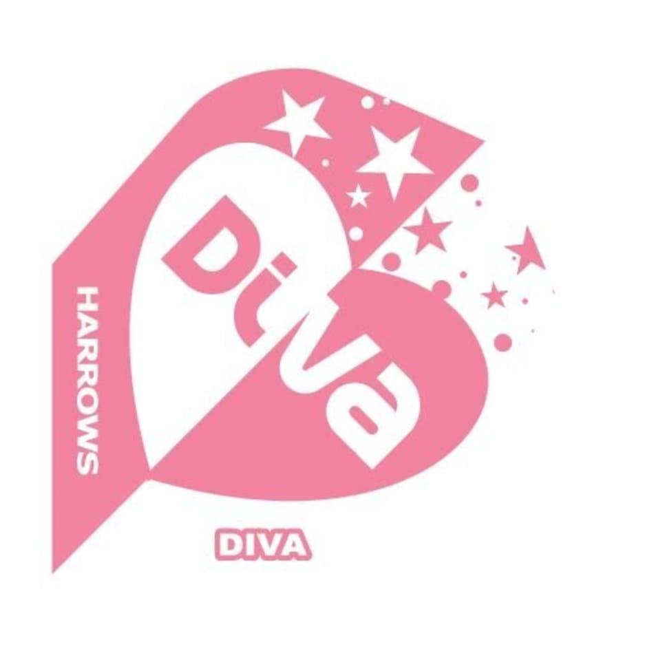 Harrows Diva Flights, product, variation 1