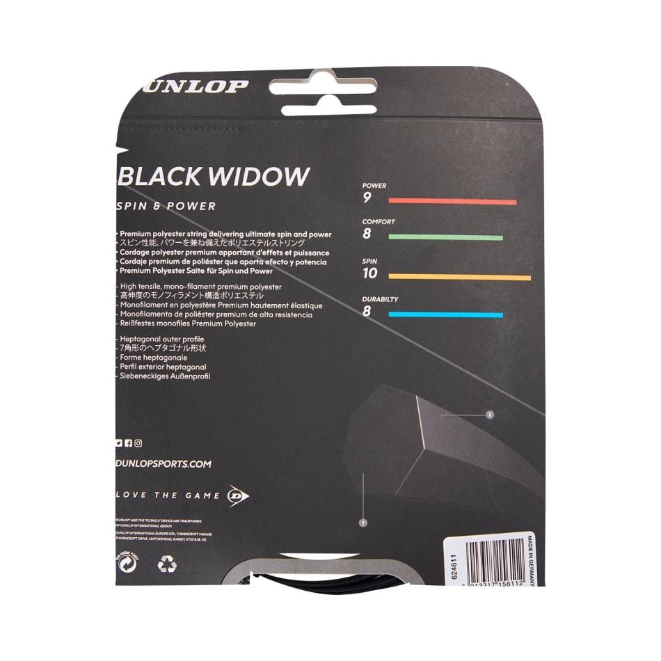Dunlop Black Widow Tennis String, product, variation 2